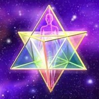 Golden Star Merkaba Activation