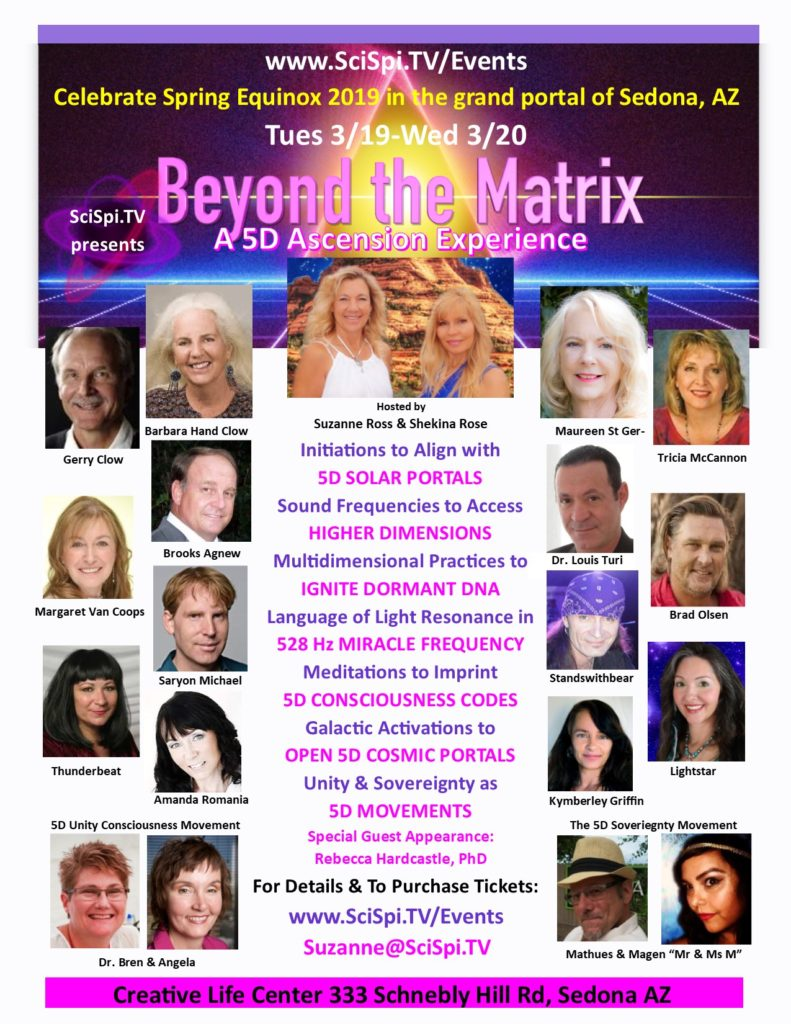 Beyond the Matix Event